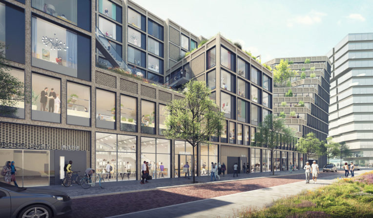 Transitions architect designs own greenwich quarters the hour