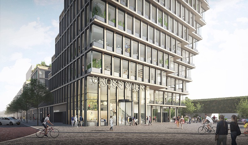 Municipality Of Amsterdam Selects Team V For The Design Of